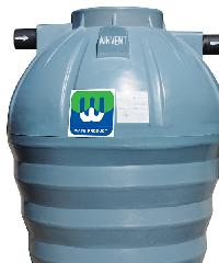 WAVE ถังบำบัดน้ำเสีย WP-3000 สีเทา