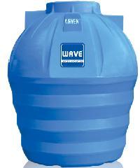 WAVE ถังเก็บน้ำฝังดิน WUT-3000 สีน้ำเงิน