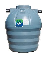 WAVE ถังบำบัดน้ำเสียชนิดเติมอากาศ WFF-1000 สีเทา