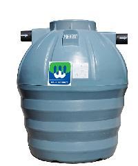 WAVE ถังบำบัดน้ำเสียชนิดเติมเกรอะ WS-800