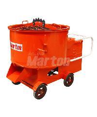 MARTON เครื่องผสมปูนฉาบ  1 ถุง พร้อมฝา CMTT1 (ไม่รวมมอเตอร์) สีส้ม