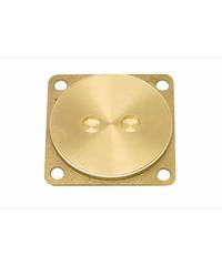 VEGARR ฝาส้วมทองเหลือง V0040