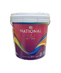 NATIONAL เนชั่นแนลชิลด์ 2.5กล. เบส B สีขาว