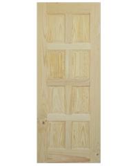 WINDOOR ประตูลวดลาย L 116-8 เหลืองอมขาว