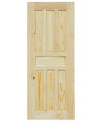 WINDOOR ประตูลวดลาย CE 115 เหลืองอมขาว