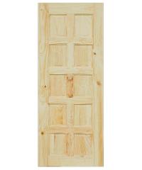 WINDOOR ประตูลวดลาย CE 116-10 เหลืองอมขาว