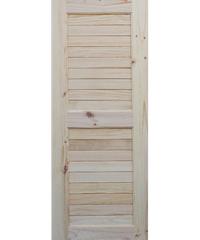 WINDOOR ประตูลวดลาย CE-06 เหลืองอมขาว