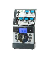 RAIN I-DIAL 6 ID ตัวควบคุม 6 สถานี 9 V. รุ่นใช้ในร่ม I-DIAL