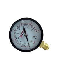 Super Products เกจวัดแรงดันแบบแห้ง 0-10 บาร์ PG