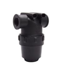 Super Products กรองน้ำเกษตรชนิดตะแกรง รุ่นสั้น 3/4 นิ้ว MF-C34 ดำ