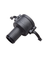 Super Products Cam Lock-B ข้อต่อสวมเร็ว 1.1/2นิ้ว Cam Lock-B ดำ