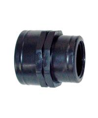 Super Products ข้อลดกลม 1.1/4x3/4นิ้ว RS ดำ