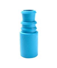 Super Products ข้อต่อตรงพีวิซี-พีอี 1/2 นิ้ว x 20 มม. (5 ตัว / แพ็ค) SI-PVC ฟ้า