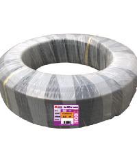 Super Products ท่อ LDPE แรงดัน 4 ขนาด 32 มม.100 ม.คาดส้ม 1 นิ้ว 014-032040100 สีดำ