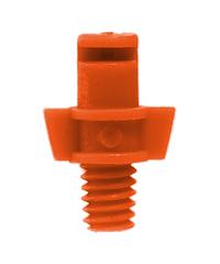 Super Products หัวฉีดสเปรย์ 180 องศา (100ตัว/แพ๊ค) TP180 ส้ม