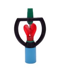Super Products หัวสปริงเกลอร์ชนิดสวมท่อ PVC 1/2 นิ้ว SPC-4