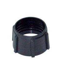 Super Products คลิ๊ปล็อคท่อพีอี 32 มม. (10 / แพ็ค) PE C ดำ