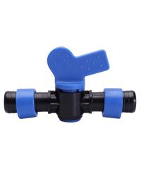 Super Products วาล์วสำหรับเทปน้ำหยด (5ตัว/แพ็ค) DV-TC