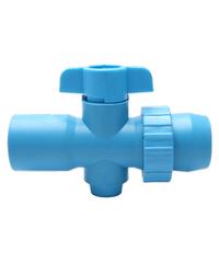Super Products วาล์วแปลง PVC (5ตัว/แพ็ค) DLP 48