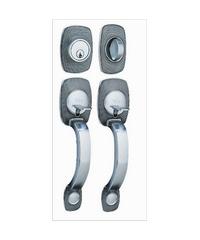 YALE กุญแจมือจับประตูทางเข้า HG6688D/DH/SC/US26D บลอนซ์