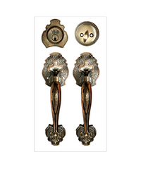 YALE กุญแจมือจับประตูทางเข้า HG-6660AC