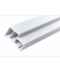 BATHIC วงกบ PVC 80x200 ซม. 7006100 สีเทา
