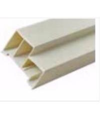 BATHIC วงกบ PVC 80x180 ซม. 7005200 สีครีมำ