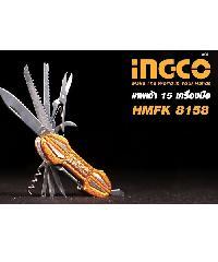 INGCO มีดพับอเนกประสงค์  I121-HMFK8158