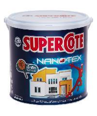 Dulux สีภายนอกS/C Nanotex 048 กล. Supercote Nanotex