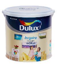 Dulux สีทาฝ้า อินสไปร์สีทาฝ้า  IC100 1G