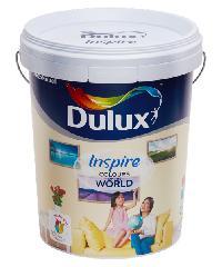 Dulux สีทาฝ้า อินสไปร์สีทาฝ้า  IC100 5G