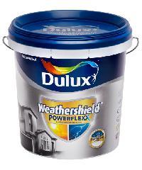 Dulux เวเธอร์ชีลด์พาวเวอร์เฟล็กกึ่งเงา เบสA Dulux Weathershield Powerflexx SG