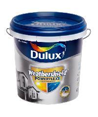 Dulux เวเธ่อร์ชีลด์ พาวเวอร์เฟล็กซ์ กึ่งเงา เบส C Weathershield Powerflexx