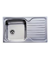 TEKA อ่างล้างจานสแตนเลส1หลุมพร้อมที่พักจาน CLASSIC 1B1D