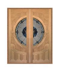 MAZTERDOOR ประตูไม้จาปาร์การ์ (90x200) VANDA-06