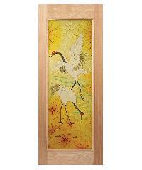 MAZTERDOOR ประตูไม้จาปาร์การ์ 80x200 Master-004