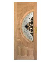MAZTERDOOR ประตูกระจกจาปาร์การ์ ขนาด 100x200  cm. VANDA-05