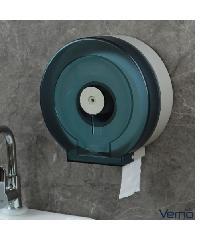 VERNO กล่องกระดาษทิชชู่  PQS-OB8001B สีฟ้า  สีฟ้า