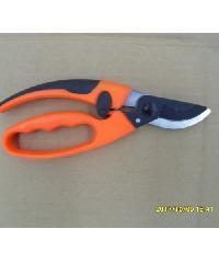 Tree O กรรไกรตัดกิ่งปากโค้ง D-Sh0502H  สีส้ม