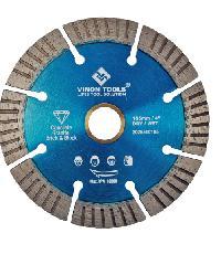 VINON TOOLS ใบตัดเพชร TURBO 4นิ้ว VSW4