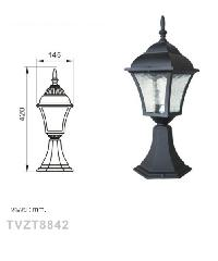 V.E.G โคมไฟหัวเสา TVZT8842