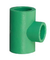 ERA ข้อต่อสามทางฉาก  25mm 3/4นิ้ว (PPR) PRT02    สีเขียว