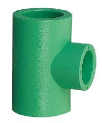 ERA ข้อต่อสามทางลด  (32mm)x(25mm) PPR PRT02    สีเขียว