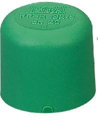 ERA ฝาครอบ  20mm 1/2นิ้ว (PPR) PR006   สีเขียว