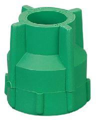 ERA ข้อต่อตรงเกลียวใน (20mm)x(3/4นิ้ว) PPR PR007    สีเขียว