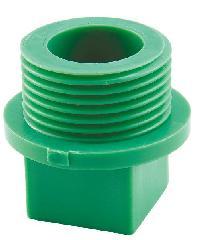 ERA ปลั๊กอุดเกลียวนอก 1นิ้ว (PPR) PR026    สีเขียว
