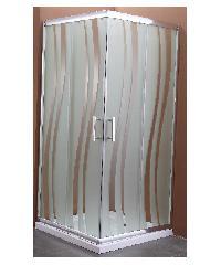 HERITAGE ฉากกั้นอาบน้ำ  ขนาด900X900X1850mm  JY9090S-D18
