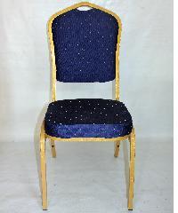 Delicato เก้าอี้จัดเลี้ยง    C605-DBL  สีน้ำเงิน