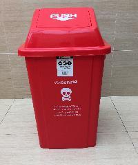 ICLEAN ถังขยะแยกประเภท XDL-60B-6RD