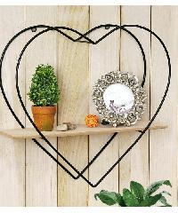 Love My Home ชั้นวางติดผนัง 35.5x35x11.5cm BC30974